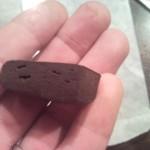 Zelf chocolade maken, dat kan natuurlijk ook. Of niet.